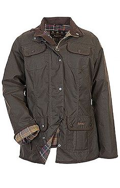Barbour jacka dam london