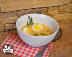 Kapros krumplikrémleves - Keva Blog Ramen, Ethnic Recipes, Blog, Blogging