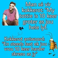 Man Se, Good Night Wallpaper, Afrikaans, South Africa, Haha, Funny Quotes, Jokes, Messages, Humor