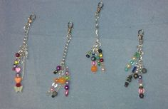 Charmed I am sure! Jewellery Making After School Club makes Key/Bag Charms