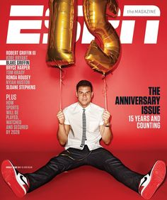 ESPN the Magazine, Blake Griffin