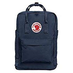 Fjallraven Kanken Laptop 13 Backpack for Everyday Black Mochila Jansport, Mochila Kanken, Jansport Backpack, Best Laptop Backpack, Hiking Backpack, Laptop Bags, Laptops For Sale, Best Laptops, Diy Rucksack