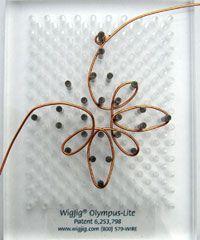 Caron Dueck : Jewelry Tutorials  www.softflexcompany.com..WigJig