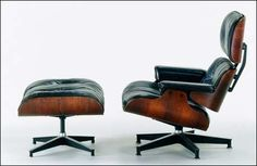 Eames Lounge Chair @ Art Museum