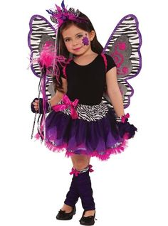Girls Fierce Fairy Costume - Party City  sc 1 st  Pinterest & Girls Tutu American Dream Costume - Party City | hallow party ideas ...