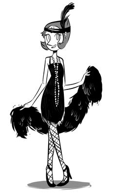 1920's Pearl - Imgur. Oh my goodness, she looks awesome!