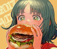 anime, art, and girl image Arte Do Kawaii, Manga Kawaii, Kawaii Anime Girl, Manga Anime, Girls Anime, Anime Art Girl, Manga Girl, Aesthetic Anime, Aesthetic Art