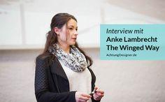 """Finde dein """"Warum"""" – Interview mit Anke Lambrecht, Coach"""