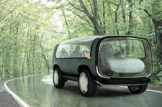 New Travelling Experience With Explorer Concept Vehicle