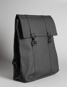 Rains MSN Backpack - Black