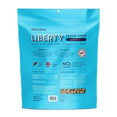 Buckley Liberty Freeze Dried Dog Food/Food Topper, Beef, 20 oz * You can find out more details at the link of the image. (This is an affiliate link) #Dogfood