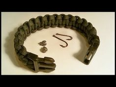 Paracord Fishing & Survival Bracelet