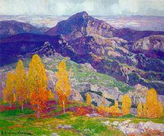 Galerii de arta: Hermenegildo Anglada Camarasa (1871–1959), pictor spaniol