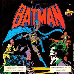 Batman LP - 1975