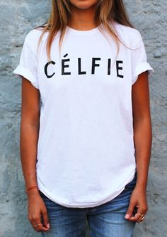 Sincerely Jules Celfie T-Shirt.