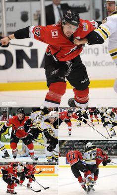 Abbotsford Heat hockey photos