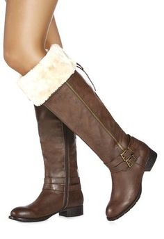 Shop Wide Calf Boots For Women | JustFab