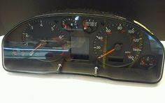 INSTRUMENT CLUSTER / SPEEDOMETER - AUDI A4 S4 B5 - 8D0920980Q