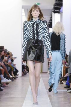 The Style Check: Paris Fashion Week S/S16: Day 6 Roundup