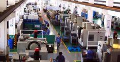 Ningbo Xusheng Machinery floor level