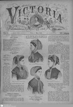 35 - Nro. 9. 1. März - Victoria - Seite - Digitale Sammlungen - Digitale Sammlungen