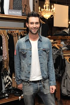 Adam Levine [Photo: Getty Images]