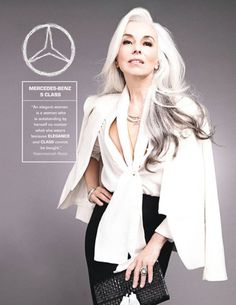 Basic Magazine Cars Supermodels Mercedes Benz