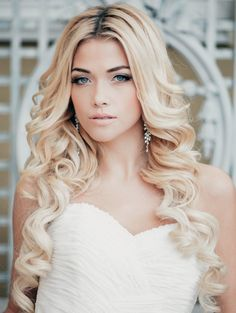 Classy and Timeless Wedding Hairstyles from Elstile - MODwedding