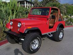 1978 Jeep CJ5 304ci 3spd Manual
