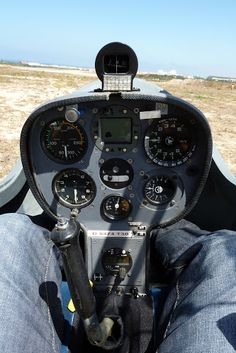 Glider plane experience -- I was afraid of heights -- so I went gliding on a Glider -- Now I love to Fly