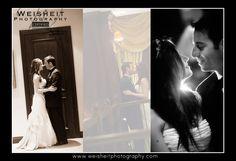 Jupiter Beach Resort and Spa Wedding Album page 39 & 40. Debra Weisheit, Photographer