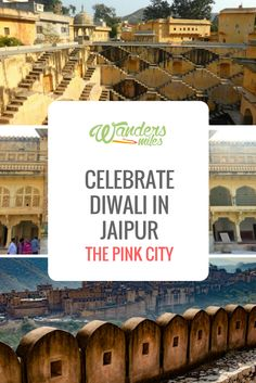 Jaipur has so much to offer, the notorious Amber Fort, City Palace and Panna Meena Ka Kund are top of the list. Experience the local hospitality, elephant sanctuary and the explosive celebration for the Diwali, the Festival of Light.