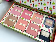 Benefit Cheeky Sweet Spot Box O Blushes   Beauty Division