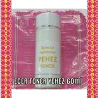 ECER TONER YEHEZ 60ml Limited