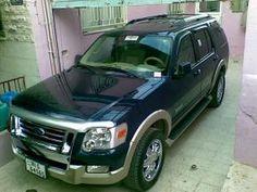 Ford Explorer 2006 - full options for sale in Amman - jordan