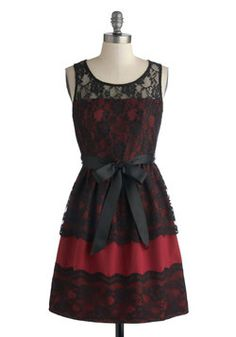 Fancy What I Mean? Dress, #ModCloth