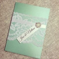 Invitaciones para boda color #Hemlock #Wedding #invitation #YUCATANLOVE