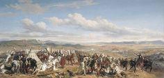 Horace Vernet - La bataille d'Isly, 1846