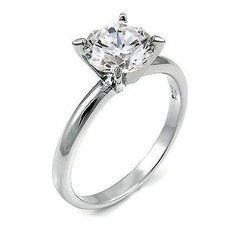 Simple Engagement Rings Pictures 12
