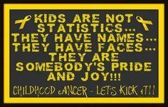Childhood Cancer Awareness  www.facebook.com/prayersforlanegoodwin