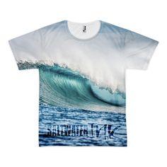 Indo Surf Shirt   Photo Tee -