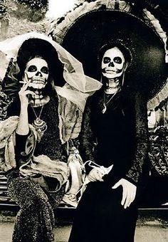 Viva Mexico - y El Dia De Los Muertos