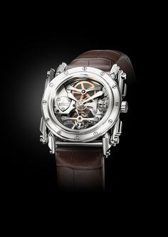 Manufacture Royale - Androgyne collection