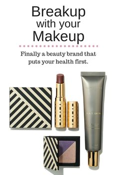 Break Up With Your Makeup | simplerootswellness.com  tracie.beautycounter.com