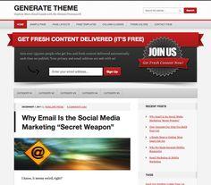 Generate Review - StudioPress