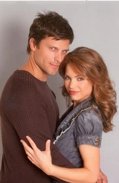 Lucky and Elizabeth - Loved General Hospital Becky and Greg