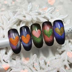 Creative nail design idea by @nailchampion