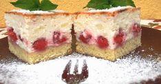 Ezt a finom süteményt még az előző eperszezonban készítettem, de csak most kerül fel a blogra. Az alapötletet Citromhab Barackos túrókockáj... Hungarian Cake, Hungarian Recipes, Tiramisu, Cheesecake, Ethnic Recipes, Cakes, Dios, Sheet Cakes, Cake Makers