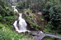 Cascadas de Triberg (Selva Negra, Alemania)