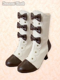 Victorica Short Boots